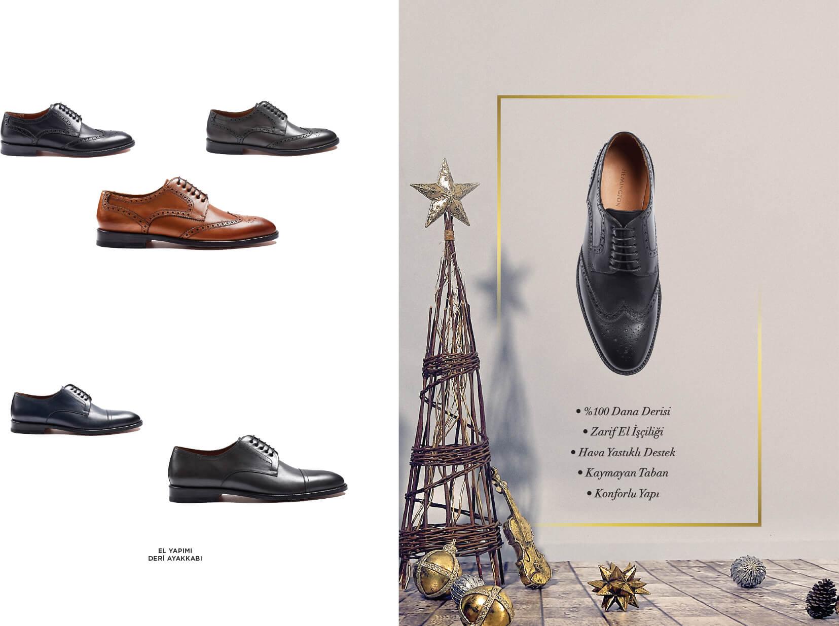 Hemington El Yapımı Ayakkabı Koleksiyonu