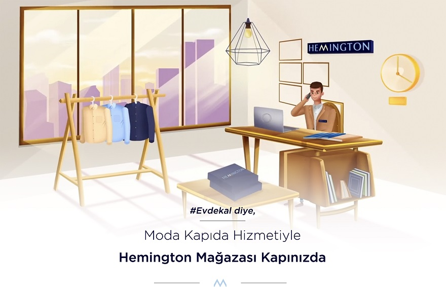 Hemington Moda Kapıda